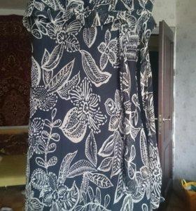 Легкое летнее платье ZARA