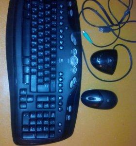 Беспроводная клавиатура canada 210