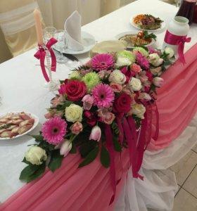 Оформление свадьбы бюджетно и роскошно!