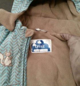 Куртка и полукомбинезон Lassie 80
