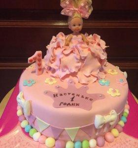 Домашние торты по вашему желанию