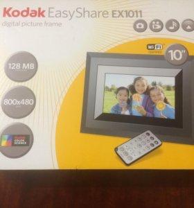 Цифровая фоторамка Kodak EasyShare EX1011