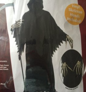 "Костюм на Хэллоуин ""Grim Reaper Deluxe"""