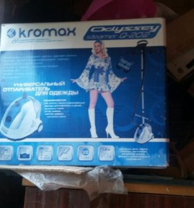 Kromax универсальный отпариватель
