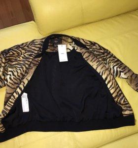 Новая куртка mango 40-42
