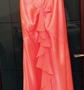 Вечернее платье. Платье на выпускной.