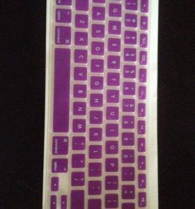 Силиконовая накладка на клавиатуру MacBook Pro 13.