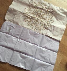 Надувная подушка в чехле для spa-процедур