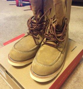 Мужские ботинки RED WING CLASSIC MOC BOOTS 8''