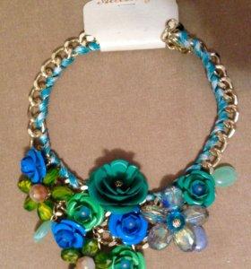 Массивное ожерелье (новое)