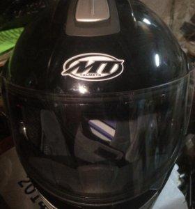 Шлем МТ новый
