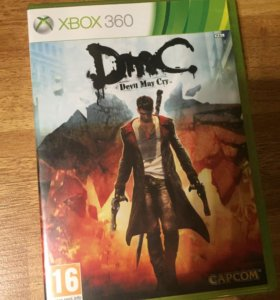 DMC: Devil May Cry для Xbox 360