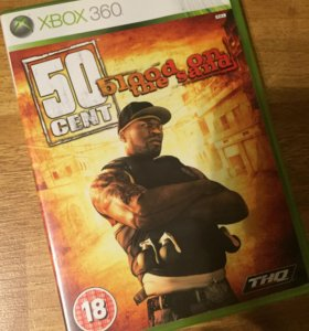 50 Cent Blood on the Sand для Xbox 360