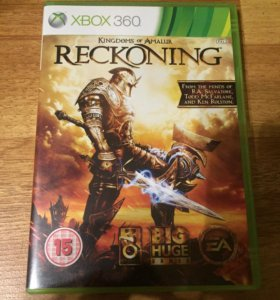 Kingdoms of Amalur Reconing для Xbox 360