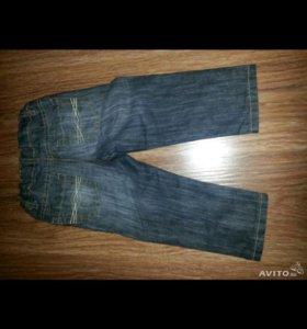 Детские джинсы 92 бу