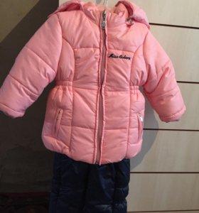 Детский костюм 12-18 месяцев