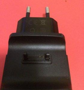 Раритетная зарядка для Sony Ericsson