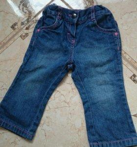 Детские джинсы , р.62-68