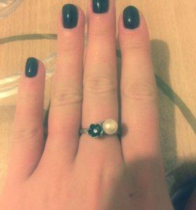 Кольцо серебро 925 размер 17 Pandora original