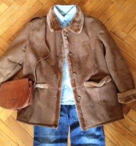 Куртка(дубленка)