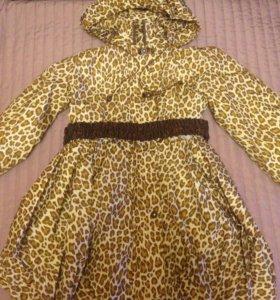 Верхняя одежда для девочек.Размер 110-116(4 -6)лет
