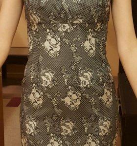 Платье-футляр, р-р 42