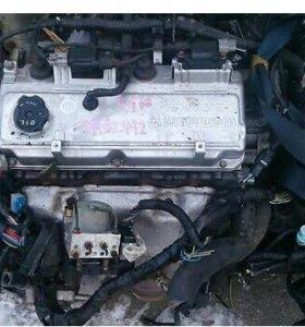 Двигатель 4g63 (нет компрессии в  4 )