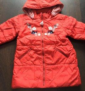 Детская куртка Chicco 2 года