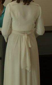 Свадебное платье,болеро,