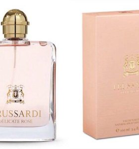Trussardi delicate rose 100 ml parfum
