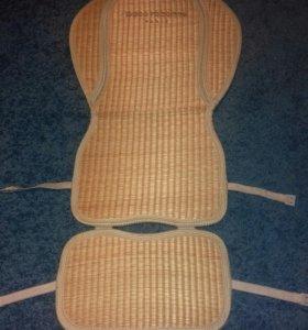 Новая сидушка для коляски