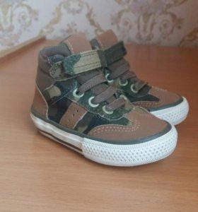 Ботинки - кеды