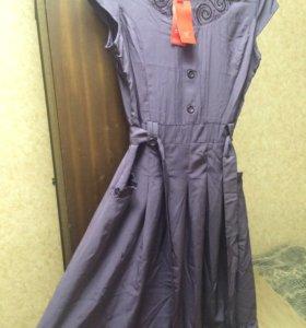 Новое платье XL