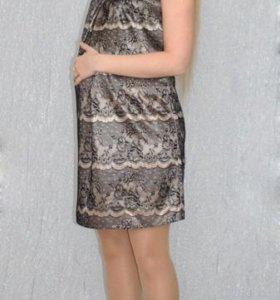 Платье д/беременных новое
