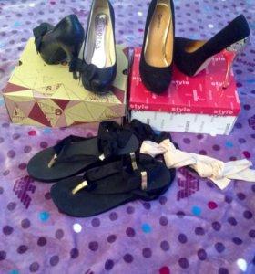 Туфли, 2 пары
