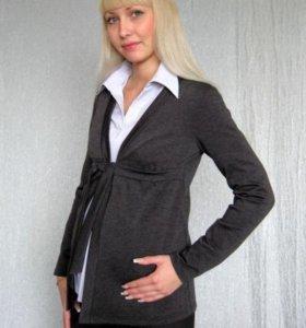 Кардиган для беременных новый