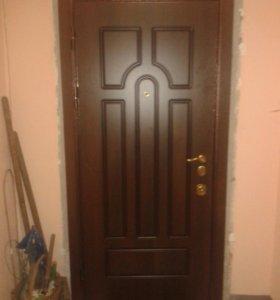 Двери с установкой