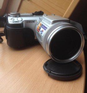 Фотокамера SONY Cyber-shot dsc F-717