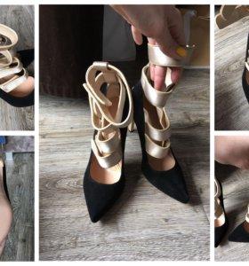 Туфли итальянского дизайнера Alessandro Dell'Acqua
