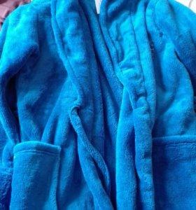 Мужской халат новый с биркой