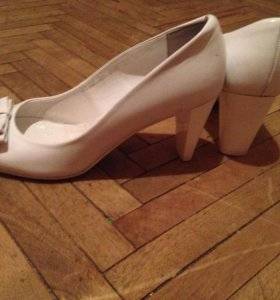 Свадебные туфли!