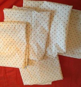 Новые пеленки ситец
