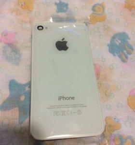 Задняя крышка для iphone 4s