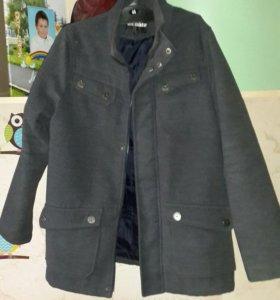 Пальто демисезонное  для  мальчика