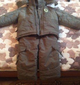 Куртка со штанами для мальчика
