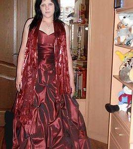 Платье вечернее Мальдина46- 48 размер.