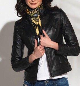 Новая куртка из натуральной кожи