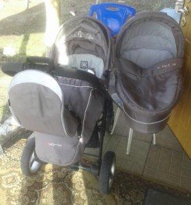 """Продаю коляску2в1""""Baby Care"""""""