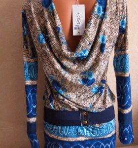 Платье- туника Турция