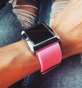 Сенсорные часы женские